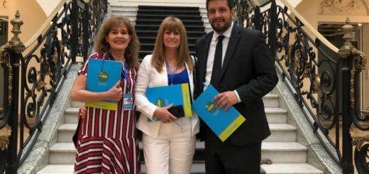 Zarza y Venchiarutti participaron en las XXVI Jornadas Nacionales del FoFeCMa