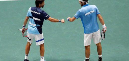 Copa Davis: Argentina cayó en dobles y su clasificación a cuartos ahora depende de Chile