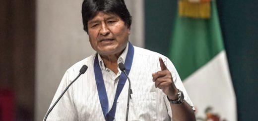"""Bolivia: Morales anunció que conformará una """"Comisión de la Verdad"""" para verificar si hubo fraude en las elecciones"""