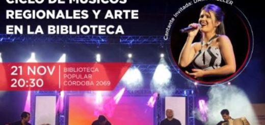 Se realizará la última edición 2019 del Ciclo de Músicos Regionales