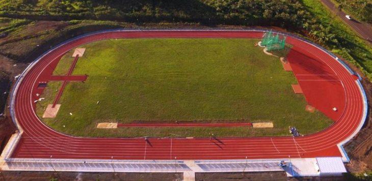 Este viernes a la tarde se inaugurará la pista de atletismo del CePARD - MisionesOnline