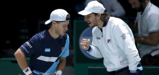 Argentina se clasificó a cuartos de final en la Copa Davis