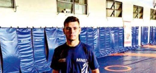 Posadeño estará en el Sudamericano de Lucha en Chile