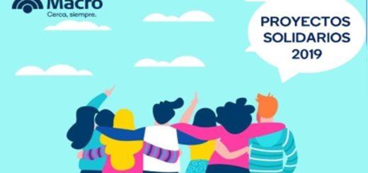 """Fundación Macro dio a conocer a los ganadores del concurso """"Proyectos Solidarios"""""""