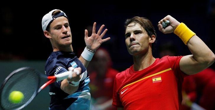 Copa Davis: Argentina buscará dar el batacazo frente a España y alcanzar las semifinales