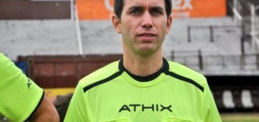 Ordenaron liberar a Martín Bustos, el árbitro acusado de los abusos en Independiente