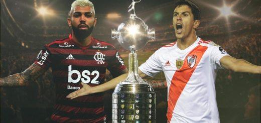River y Flamengo buscarán la gloria en Lima: horario, formaciones y televisación