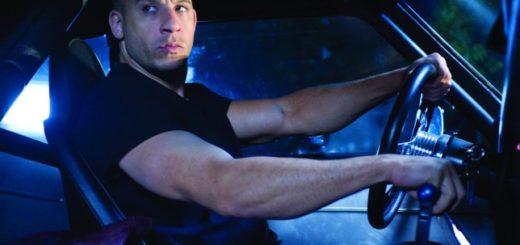Subastarán el Dodge Charger que manejó Vin Diesel en la película Rápido y Furioso 7