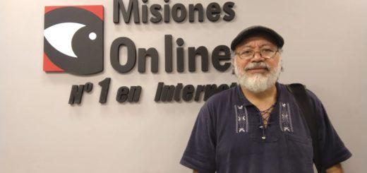 """Adrián Padilla: """"América Latina es un territorio donde se llega, se despoja y se impone"""""""