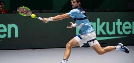 Copa Davis: Pella obtuvo el primer punto ante España luego de vencer a Carreño Busta