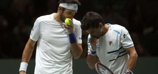 Se terminó la ilusión para Argentina en la Copa Davis: cayó en cuartos ante España