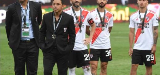 """Gallardo habló tras la derrota: """"El dolor de los hinchas es el dolor nuestro"""""""