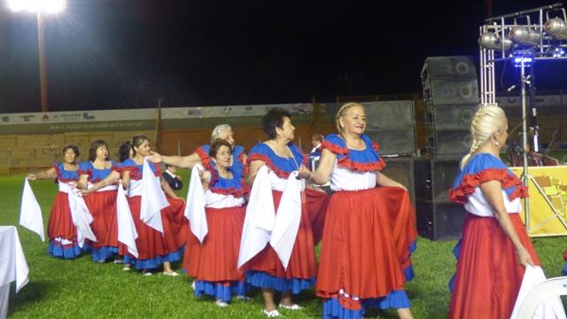 Crucero del Norte celebró su 70° aniversario con un festival solidario
