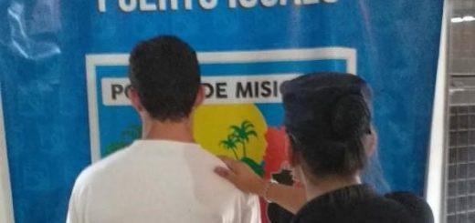 Iguazú: dos violentos acusados de agredir a sus parejas terminaron detenidos