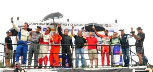 CARX Rally Cross: con la presencia de Carlos Malarczuk al volante, las leyendas brillaron en Córdoba