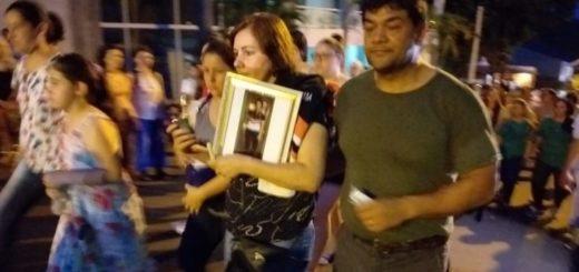 """La madre de Vilma Mercado dijo que """"todas las pruebas"""" del crimen de su hija """"apuntan al muchacho"""" detenido"""