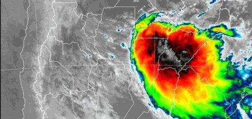 Anticipan para este martes la llegada de tormentas a Misiones