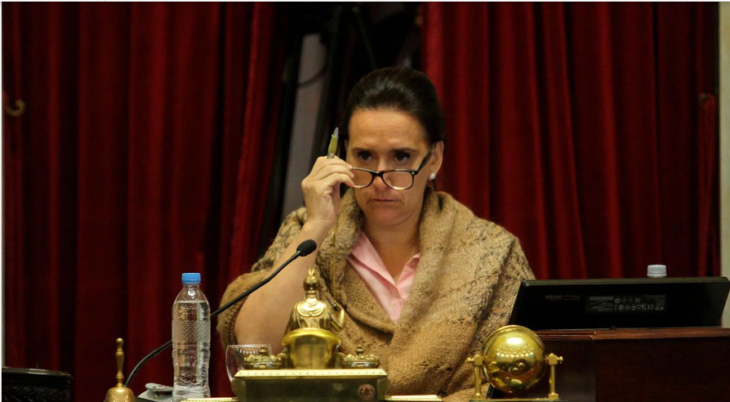 """Gabriela Michetti, se refirió a la denuncia por violación a José Alperovich: """"Alguna cosa ella ha vivido"""""""