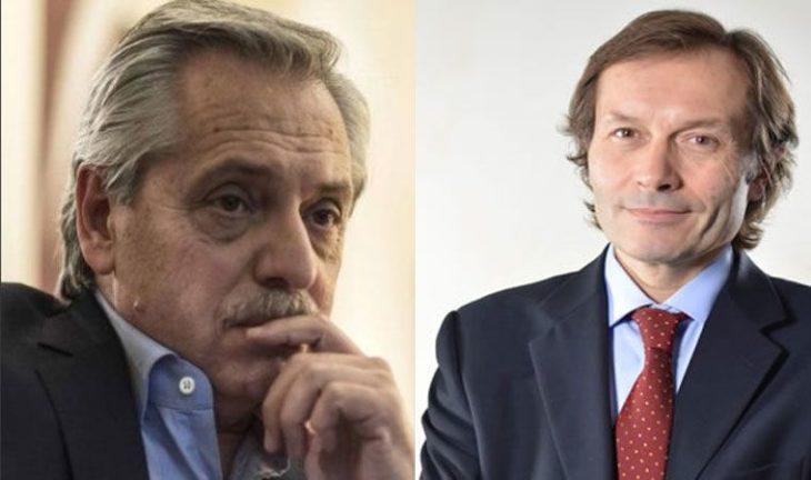 Trotta confirmó a Gustavo Beliz en el futuro gabinete de Alberto Fernández