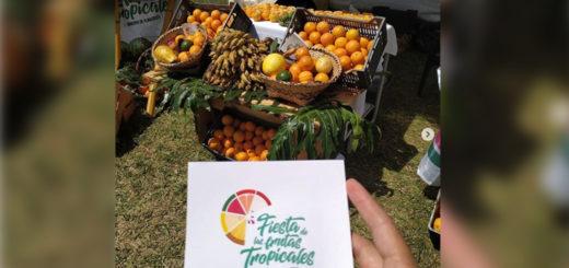 Almafuerte se prepara para otra edición de la Fiesta Provincial de las Frutas Tropicales