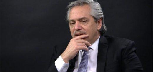 """""""Con el FMI voy a firmar un único acuerdo y la primera regla es dejar de pedir dinero"""", sostuvo Alberto Fernández"""