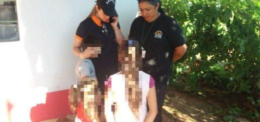 Perversión en la Triple Frontera: tres niños eran prostituidos por su madre