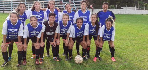 Este sábado se jugarán las semifinales del torneo de fútbol femenino zona norte