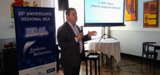 Para Marcelo Capello es muy probable que la economía se recupere pero advirtió que para consolidar el crecimiento habrá que evitar errores del pasado