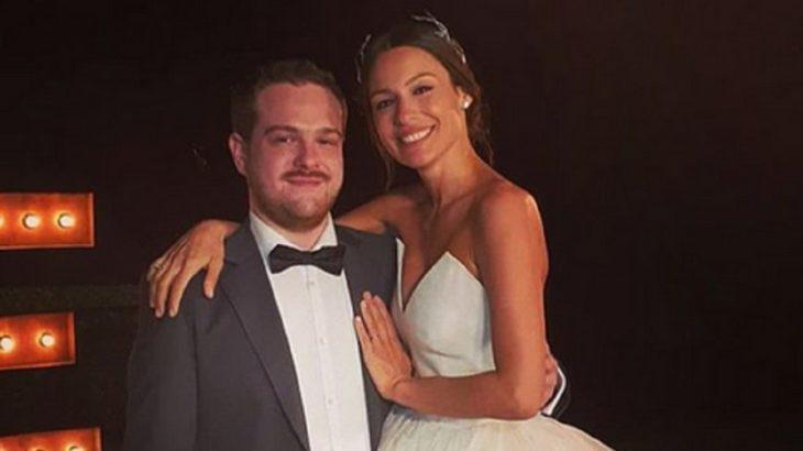 El primo de Pampita y el conmovedor recuerdo de Blanca durante el casamiento