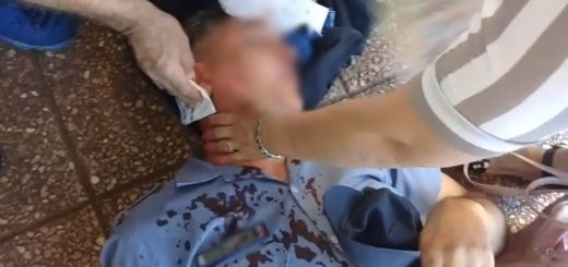 Cuatro policías heridos por piedrazos tras enfrentamiento con tareferos en Posadas