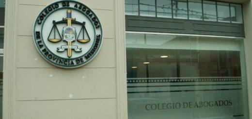 El Colegio de Abogados cuestionó al STJ por las ferias en días no conmemorativos