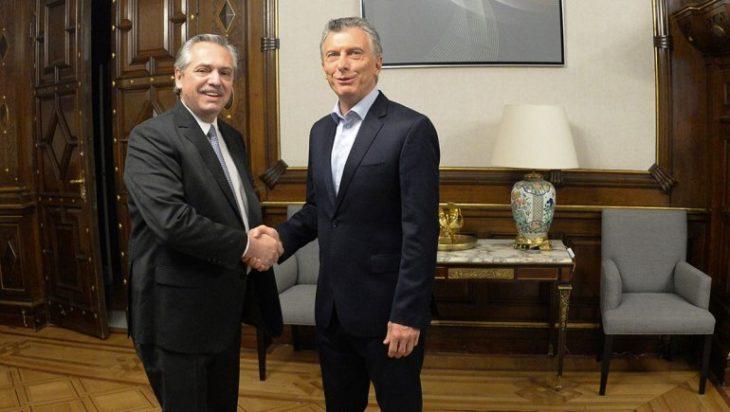 Macri y Fernández compartirán una misa en Luján dos días antes del cambio de gobierno
