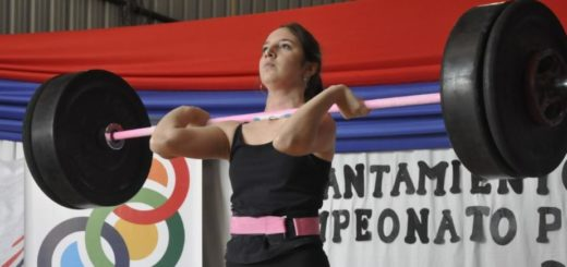 Levantamiento olímpico: Brisa Rotta competirá en el Sudamericano Sub17 en Buenos Aires