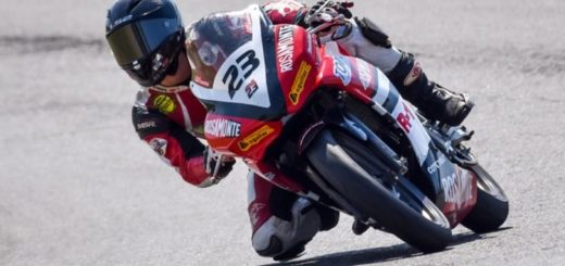 El Rosamonte Racing buscará podios y cerrar en lo más alto en el Campeonato de Superbike en San Nicolás