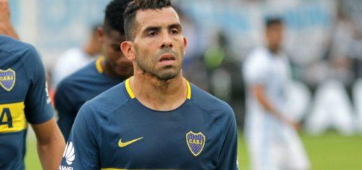 Boca: Tevez se desgarró y podría despedirse de la Bombonera sin jugar