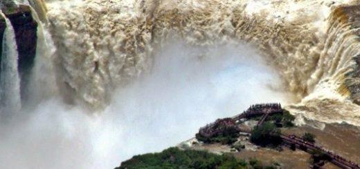 Hoy Cataratas superaría el millón y medio de visitas