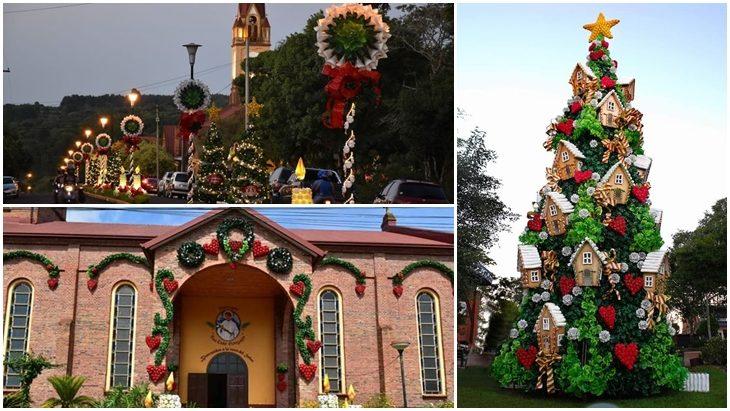 Capioví, el pueblo misionero con un aura navideño que cautiva a provincianos y foráneos
