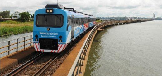 Este viernes no hay servicio de Tren Internacional Posadas - Encarnación por el asueto administrativo