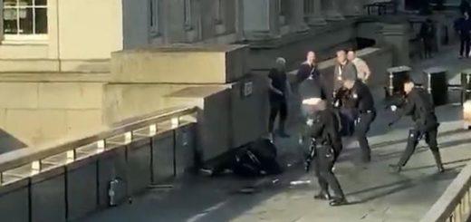 Tiroteo en London Bridge: así mataron al sospechoso de haber acuchillado a varias personas