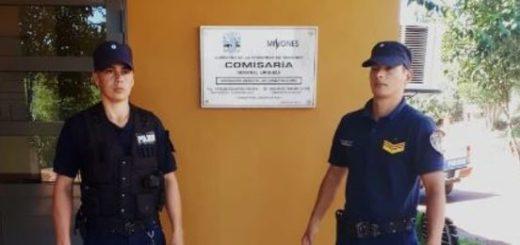 General Urquiza: policías recuperaron una motosierra robada