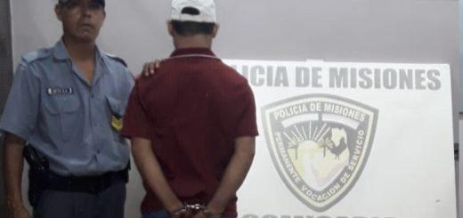Detuvieron a un hombre que atropelló a una mujer dejándola gravemente herida en Puerto Leoni