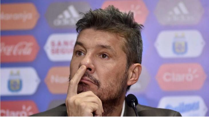 Marcelo Tinelli será candidato a presidente de San Lorenzo