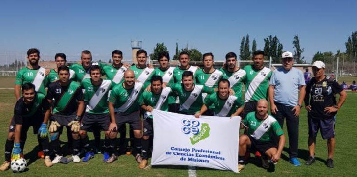 Misiones se consagró campeón en la XVII Olimpiadas Nacionales para Profesionales de Ciencias Económicas en Mendoza