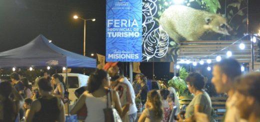 Hoy desde las 18 se llevará a cabo la tercera noche de la Feria de Turismo y Cocina Misionera