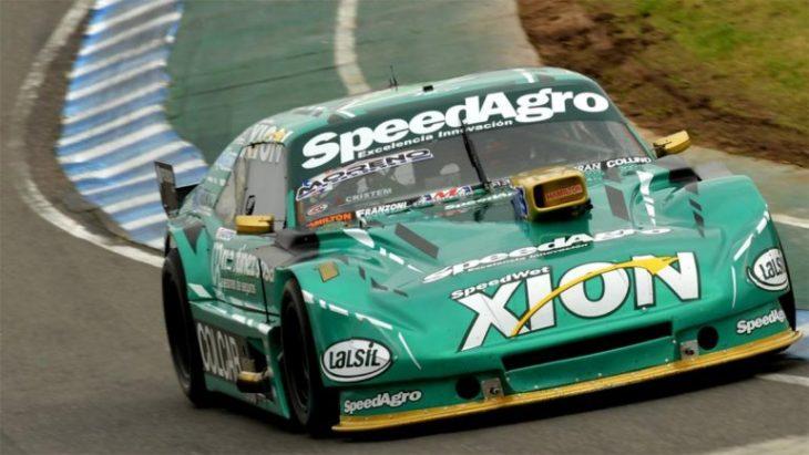 Agustín Canapino se coronó tricampeón del Turismo Carretera