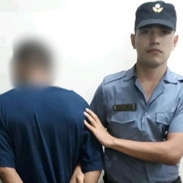 Eldorado: policías detuvieron a un hombre por un hecho de robo a un comercio