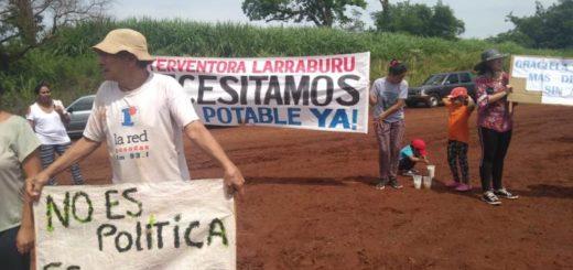 Corrientes: vecinos de San Carlos agradecieron las gestiones realizadas por las autoridades pero aún aguardan que se resuelva el problema