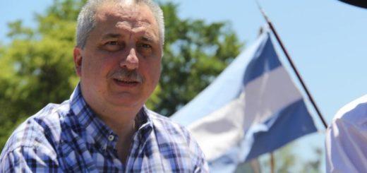 """""""Las provincias somos parte del país, no un accidente geográfico"""", sostuvo Passalacqua"""