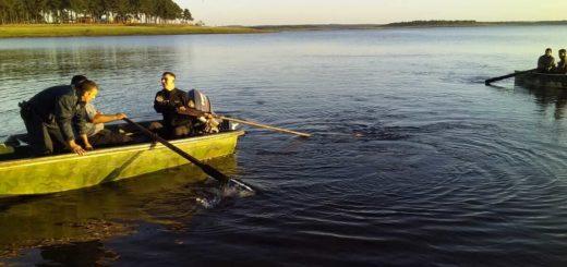 Puerto Esperanza: hallaron sin vida a la persona desaparecida en aguas del Lago Urugua- í