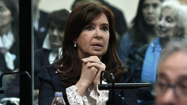 Cristina Kirchner declarará este lunes por primera vez en un juicio oral